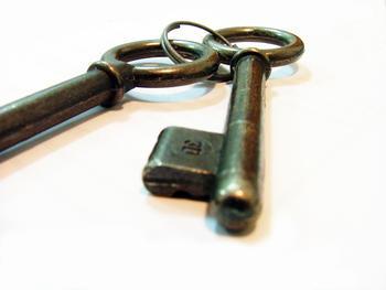 Bilde av nøkler
