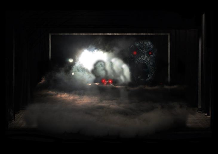 Bilde av forestillingen Tåken