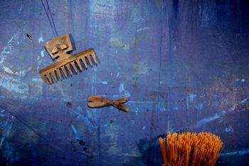 Bilde av forestillingen Rusty nails...